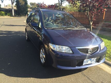 MAZDA PREMACY 2002 model 5 SPEED MANUAL.  Rowville Knox Area Preview
