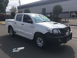 2013 Toyota Hilux SR Dual Cab, Automatic, Turbo Diesel, 4WD! Lidcombe Auburn Area Preview