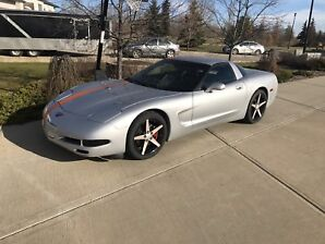 1998 Chevrolet Corvette,  420HP  cam-headers-exhaust-intake