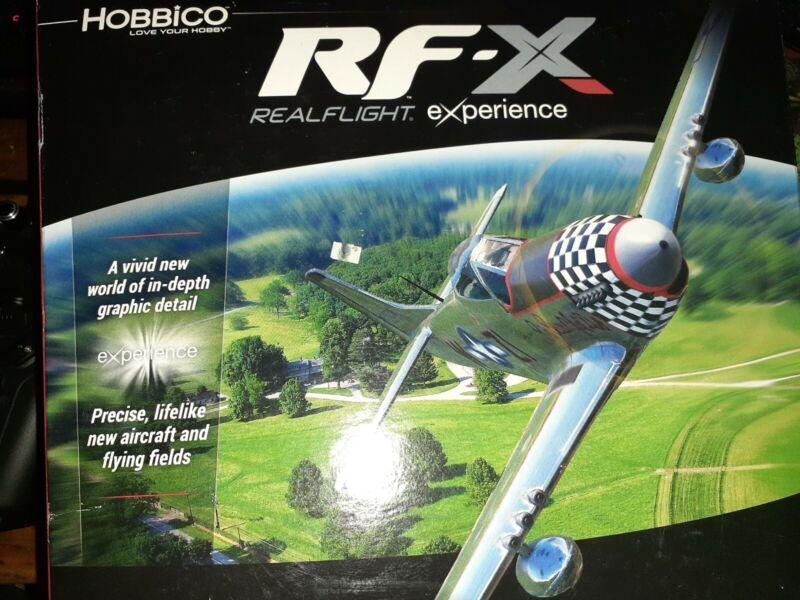 REALFLIGHT-X Simulator with Interlink-X Controller