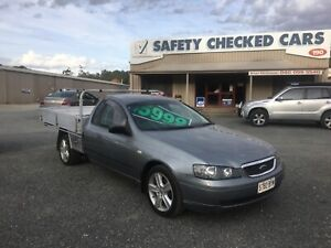2003 ford falcon ute tray top $5999 drive away. dedicated gas. Woodside Adelaide Hills Preview