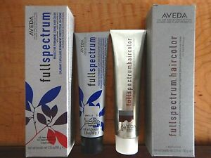 Aveda Full Spectrum Permanent Hair Color Oz Pick Any Color S Brand New  EBay