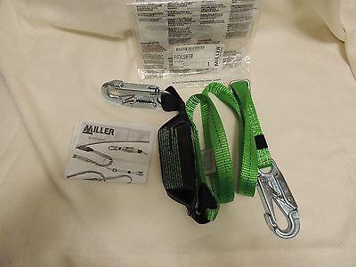 Miller 910twls6ftgk Sofstop Adjustable 1 Leg Shock Absorber Safety Lanyard