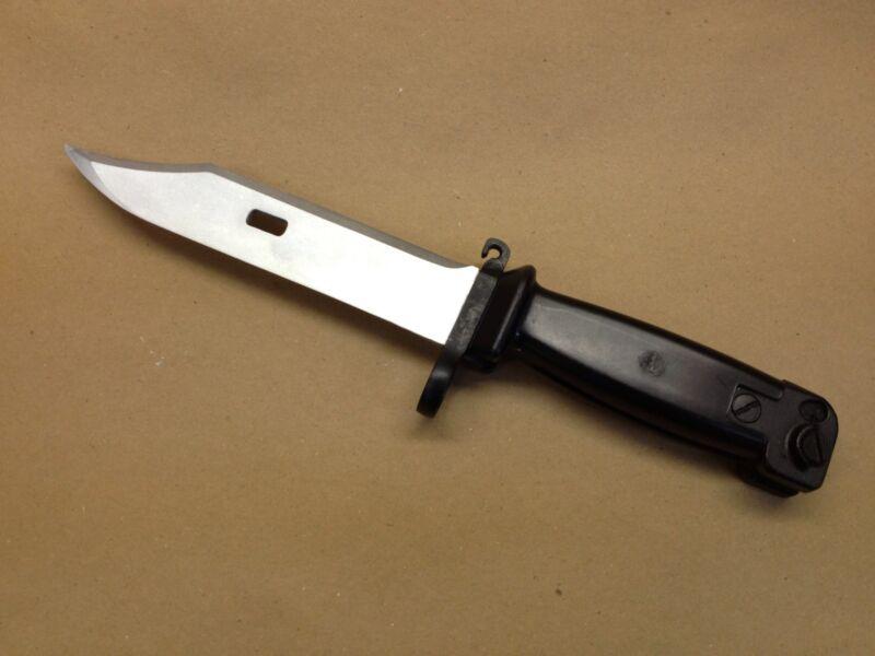 Rubber Resin Replica of Russian A K M Type 2 Knife Vietnam War Modern