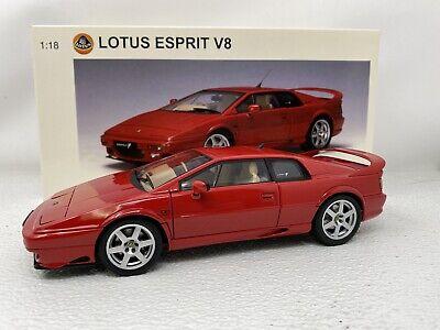 1/18 AUTO art Lotus Esprit V8 Supercar Red  Part # 75311 RARE