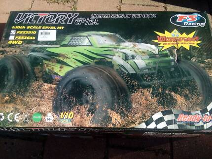 Brand New Big brushless metal chassis rc truck