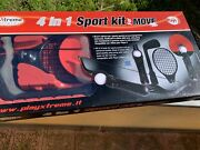 Kit sport per ps3 + gioco