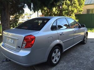 Urgent : 2007 Holden Viva Sedan Faulty Granville Parramatta Area Preview