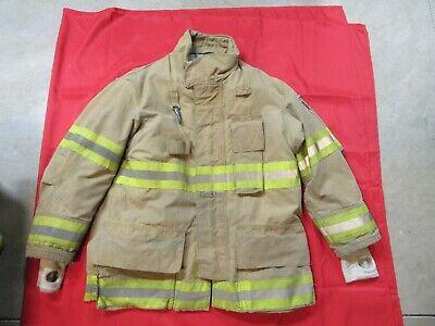 Mfg. 2010 Fire-dex 42 X 32 Turnout Gear Firefighter Bunker Jacket Rescue Fire