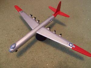 Built 1/200: American CONVAIR B-36B PEACEMAKER Bomber Aircraft USAF
