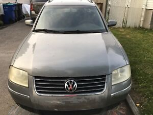 VOLKS PASSAT WAGON AUTOMATIC 2004