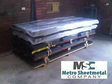 Checker Plate, Galv,Hot Rolled, Flat Sheetmetal and Laser Plate Bayswater Bayswater Area Preview