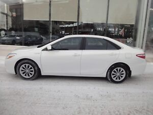 2017 Toyota Camry Hybride LE