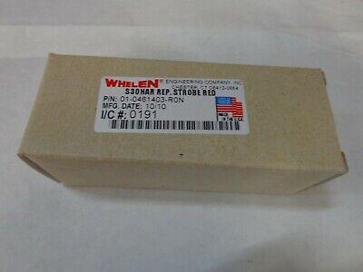 Whelen 01-0461403-ron Replacement Strobe Tube Bulb Whelen S30har Strobe Bulb