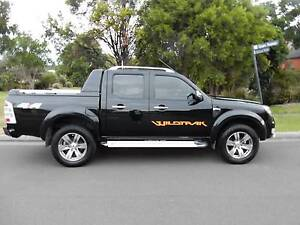 ** FORD RANGER WILDTRAK 4X4 ** DIESEL MANUAL LOW KM Shell Cove Shellharbour Area Preview