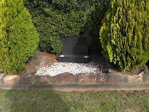 three lots burial land for sale $65000.00 with free tomb stone Granville Parramatta Area Preview