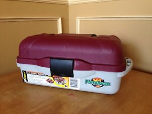 Fishing tackle box - pretty much new