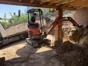 All dig-excavation and truck hire