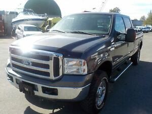 2005 Ford F-350 Lariat Fx4 Crew Cab Long Bed 4WD Diesel