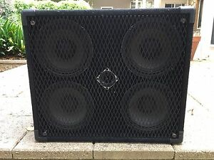"""SWR Bass Cabinet Henry Junior 4x8"""" with tweeter Aldgate Adelaide Hills Preview"""