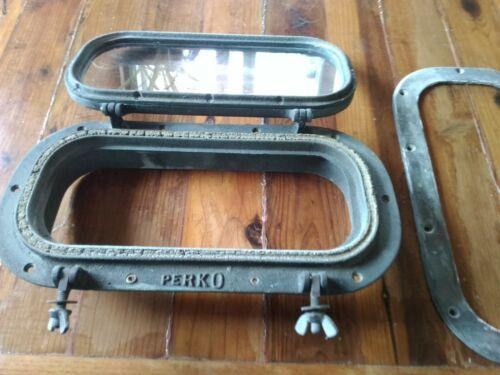 Vintage Perko PORTHOLE
