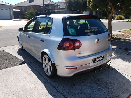 MAKE ME AN OFFER mk5 golf tdi manual (NOT PARTING OUT)
