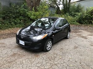 2011 Mazda 2 (Certified and E-tested)