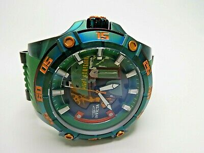 Invicta STAR WARS Boba Fett Men's Automatic Watch Green 31690