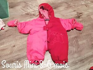 3-6 baby girl winter coat