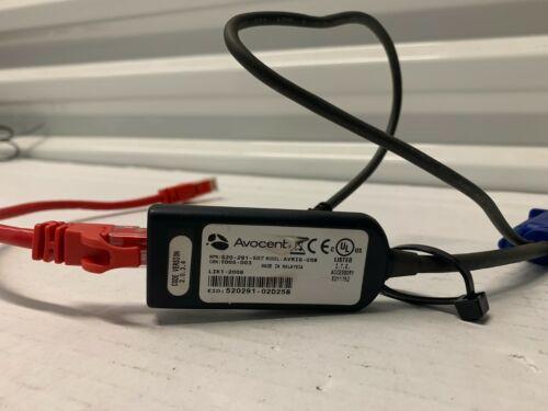 Avocent avriq-usb KVM usb Cable 520-291-507
