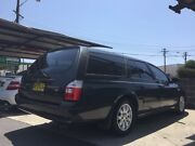 Ford Falcon station wagon LPG 4.0 Milperra Bankstown Area Preview