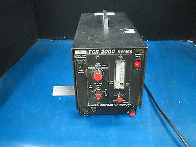 Ok Industries Fcr-2000 Series Forced Convection Rework Fcr-2201 Sn 001571 300w