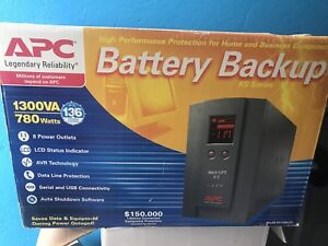 APC 1300Va Battery Back Up