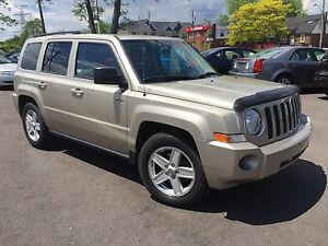 2010 Jeep patriot FWD 2.4L comes certified