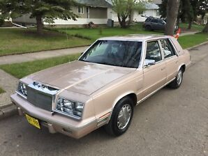 1986 Chrysler New Yorker - $1,000 O.B.O.