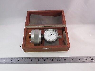 Interapid Compac Spherometer Lapping Jig Concave Convex Measuring Tool Mw50