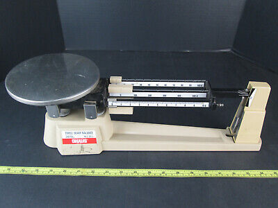 Ohaus 700800 Series Balance Scale Triple Beam School Science Skuf
