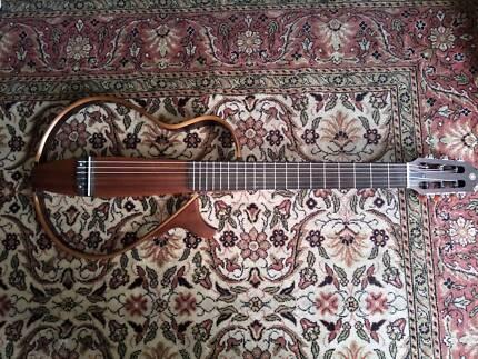 Yamaha Silent Guitar (nylon)
