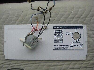 Scotsman Ice Machine Timer Dc33a