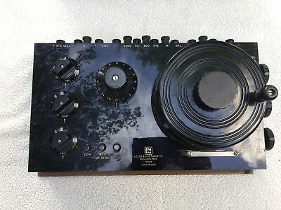 Vintage Leeds Northrup 7553 Type K3 Universal Potentiometer
