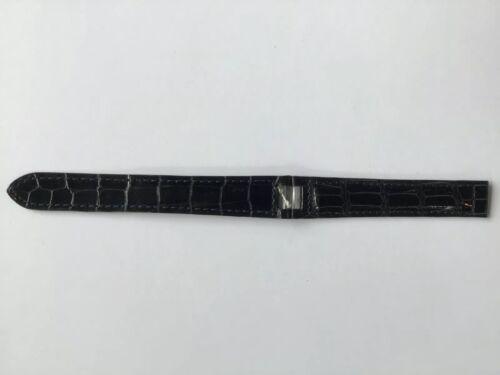 Cartier Kroko Armband  Faltschließe 18mm