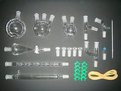 New Advanced Chemistry Lab Glassware Kit2440