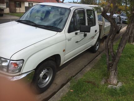 Toyota hilux 2001 South Wentworthville Parramatta Area Preview