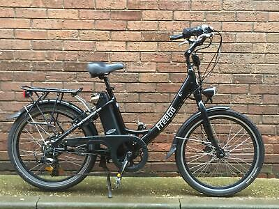 Freego Hawk ebike electric bike **full speed throttle** 10Ah battery