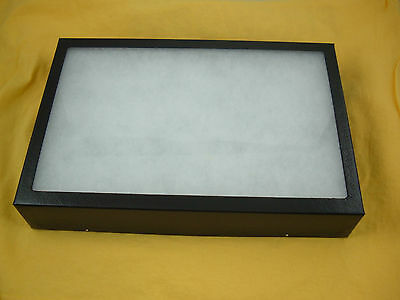 One Jewelry Display Box Riker Mount Collectors Frame 14 X 20 X 2 Collection