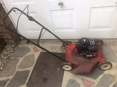 Petrol Lawnflight 050P 20 inch Lawnmower. Briggs Engine.