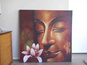 ASIAN STYLE PICTURE ON CANVAS LARGE Pimpama Gold Coast North Preview