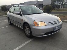 Honda civic 2001 sedan Campbellfield Hume Area Preview