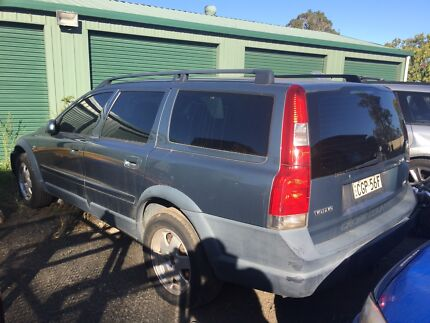 Wrecking a 2001 Volvo cross country wagon Riverstone Blacktown Area Preview