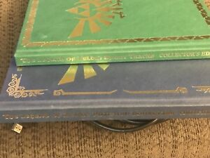 Zelda Collectors Edition Books